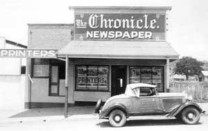 Nambour Chronicle Office